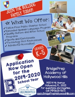 Open Enrollment for the 2019-2020 School Year
